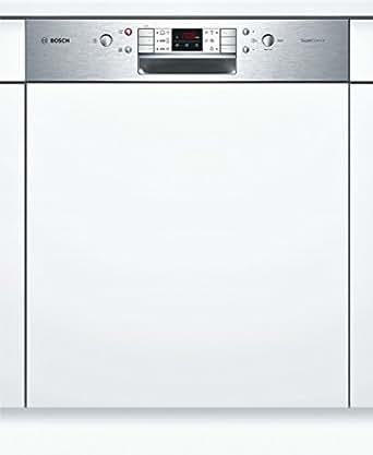 Bosch smi63N25eu Serie 6Lave-vaisselle partie int egriert/A + +/262Lignac kWh/13/Active Water Technologie/Assistant de dosage