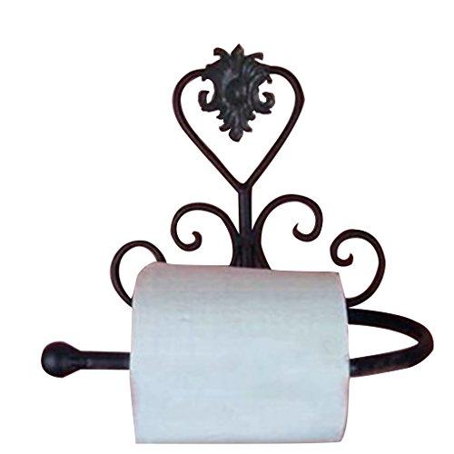 qhgstore-fer-toilettes-rouleau-de-papier-holder-salle-de-bain-support-mural-rack-toilettes-noir