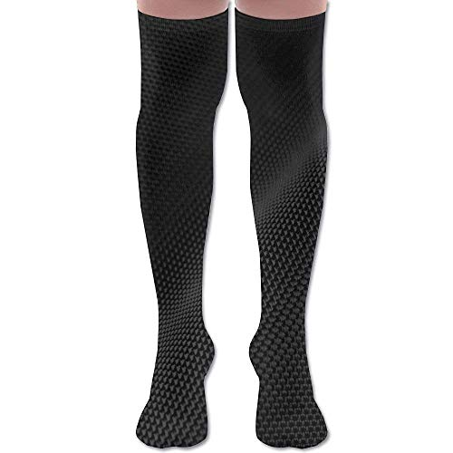 xcvgcxcvasda Over Knee Long High Socks Multi-Element Printing Extra Long Athletic Sport Tube Stockings for Man Women One Size (Multi-spark Plug)