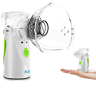 Mesh Inhaler,Portable Handheld Ultrasonic Humidifier,Personal Vaporizer for Kids, Adults and Daily Home Use