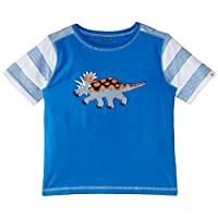 Hatley Boys Applique Dino T Shirt
