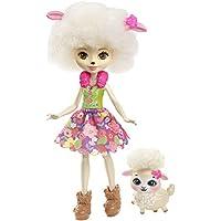 Enchantimals - Mattel Fnh25 Kuzu Lorna