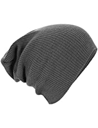 LADIES/MENS UNISEX BAGGY FIT BEANIE HAT SOFT FEEL SLOUCH HAT