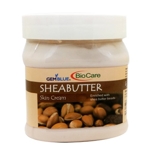 BioCare GemBlue Sheabutter Skin Cream 500ml