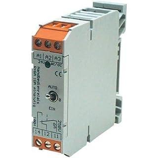 Appoldt RM-1W Industrierelais 1 St. Nennspannung: 24 V/DC, 24 V/AC Schaltstrom (max.): 8A 1 Wechsler