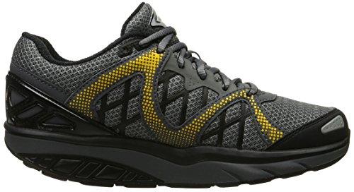 Mbt 700799-450y Afiya Gris Chaussures Gris