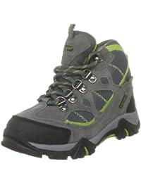 Hi Tec Renegade Trail WP JR HOH1098000 - Zapatillas de deporte de ante para niños
