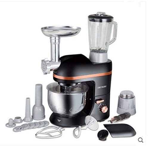 GAIGAI Elektrische Mixer Maschine 5L 1000 Watt Eier Kuchen Küche Küchenmaschine Mixer Beater
