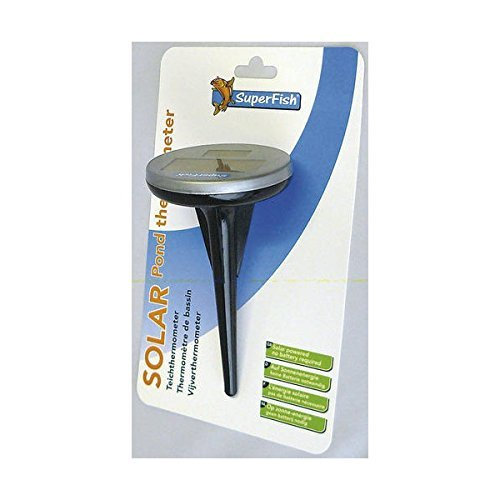 Superfish Solar Teich Thermometer