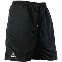 Santic Pantalones Cortos de Ciclismo de Padded Coolmax para Hombres Negro  Talla XXXL 60a51d197bac