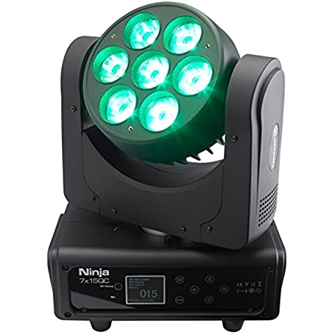Contest–Lira Wash a LED–Ninja