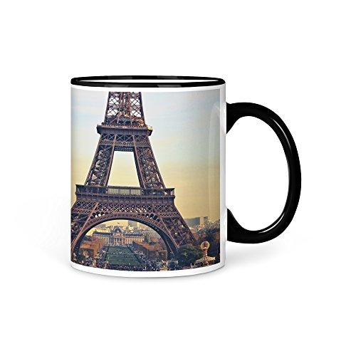 aina Tasse Kaffeetasse Paris Eifelturm