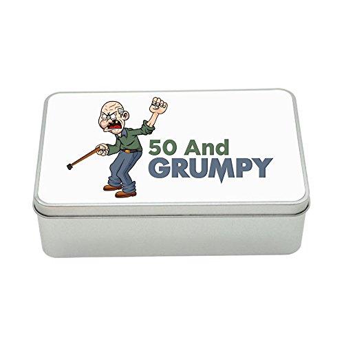 50n and Grumpy Funny Tin Gift