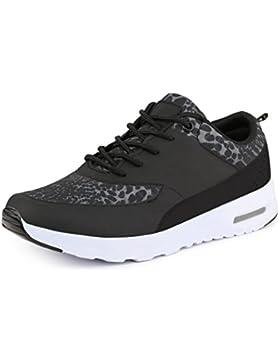 best-boots Unisex Damen Sneaker Fitness Laufschuhe Turnschuhe Runners