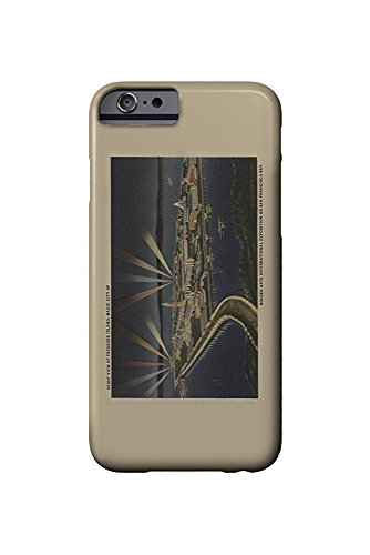 San Francisco, CA - Treasure Island at Int. Expo (iPhone 6 Cell Phone Case, Slim Barely There)