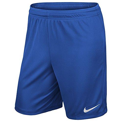 Nike Kinder Park II Knit Shorts mit Innenslip, royal blue/white, XL, 725989-463 (Nike-mädchen Park)