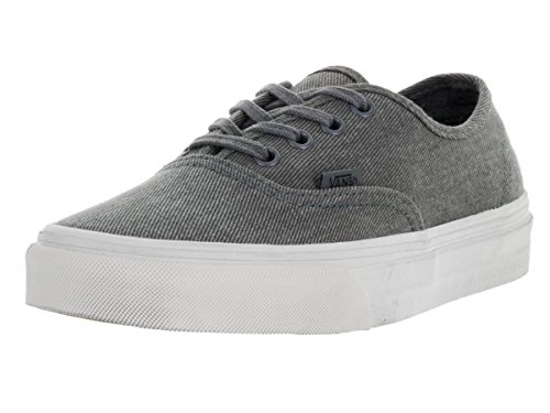 Vans  AUTHENTIC, Sneakers Basses adulte mixte Gris - Overwashed Pewter