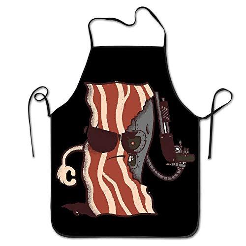 nator Chef Kitchen Cooking and Baking Bib Apron ()