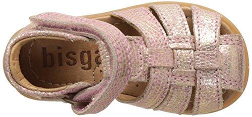Bisgaard Unisex Baby 71206117 Sandalen Rose (710 Rose)