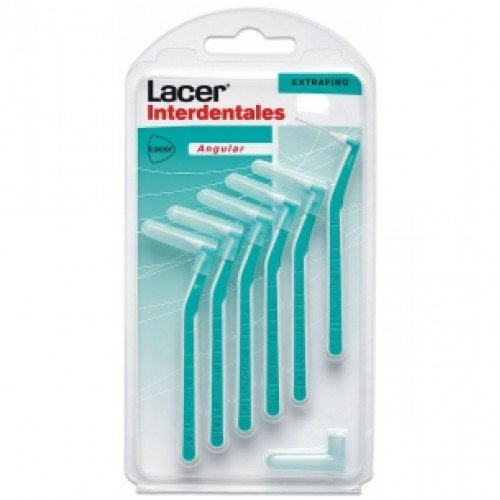 LACER - CEPILLO LACER INTERD EXT ANG 6