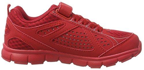 Lico Rainbow Vs, Scarpe da Ginnastica Basse Unisex-bambini Rosso (Rot)