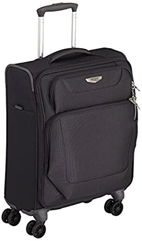 Samsonite Spark Spinner 55/20 Length 40Cm Koffer, 55cm, 41 L, Black
