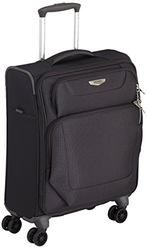 Samsonite - Spark Spinner 55 cm Length 40, Negro (BLACK)