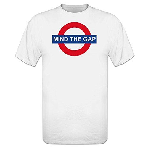 camiseta-mind-the-gap-by-shirtcity