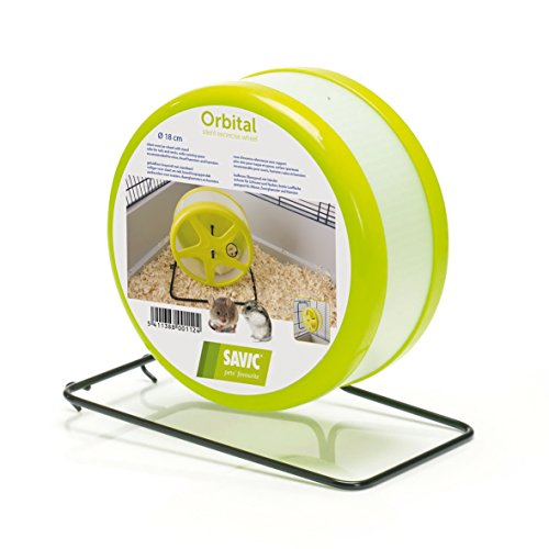 Savic Orbital Medium Hamster Wheel (18cm)