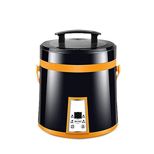 1.6L Mini Elektrische Reiskocher 110 V 220 V Kuchen Frühstück Maker Hotpot Brei Suppentopf Termin Hitzebewahrung US EU Stecker - Maker Topf Reis