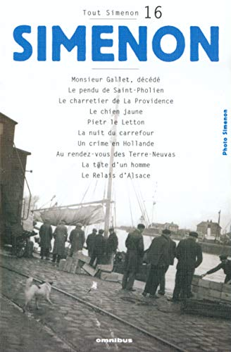 Tout Simenon, tome 16 par Georges Simenon