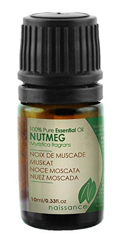 Aceite Esencial de Nuez Moscada - 100% Puro - 10ml