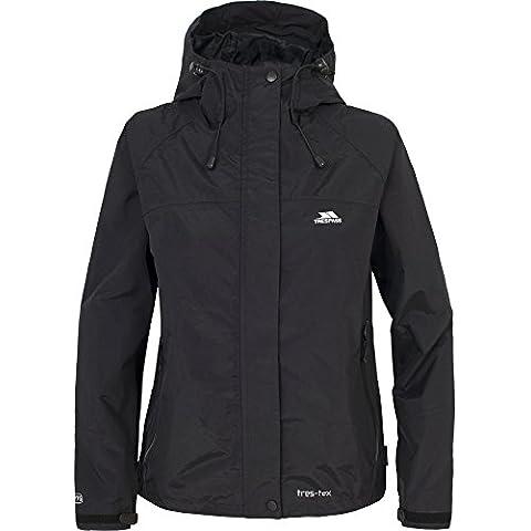 Trespass- Chaqueta impermeable Modelo Miyake con capucha para mujer - Esquí/Snowboard