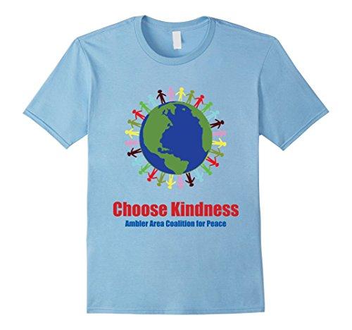 choose-kindness-ambler-area-coalition-for-peace-t-shirt-herren-gre-m-babyblau