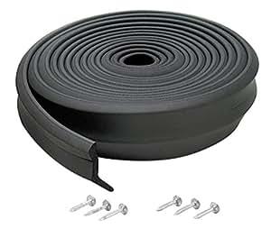 M D Products 16 Rubber Garage Door Bottom Seal 03749