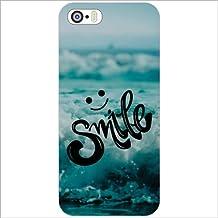 Apple iPhone 5S Back Cover - Smile Designer Cases