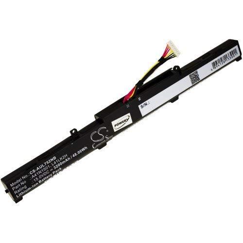 POWERY® Batteria per Portatile ASUS N552VW-FI202T
