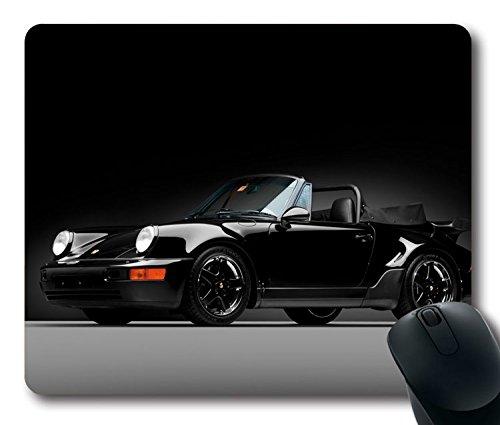 Custom ratón para videojuegos con Pontiac GTO Negro Vista lateral coches antideslizante goma de neopreno tamaño estándar 22,86cm (220mm) X 7cm (180mm) X 1/8(3mm) escritorio Mousepad Laptop Mousepads cómodo alfombrilla para ratón de ordenador, color Color 13