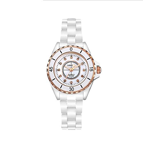 mode-femme-ceramique-blanche-montres-femme-montres-rose-gold