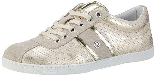 Bogner Newcastle Lady 1b, Sneakers basses femme Gold (platinum)