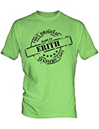 Made In Erith - Mens T-Shirt T Shirt Tee Top