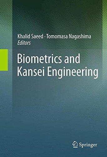 Biometrics and Kansei Engineering (Kansei Engineering)