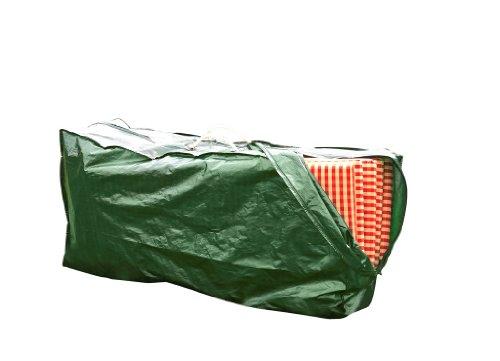 Bio Green RX90-4HA Housse de Protection pour 4 Coussins Vert 1,30 x 0,35 x 0,60 m