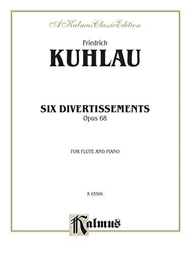 Six Divertissements, Op. 68