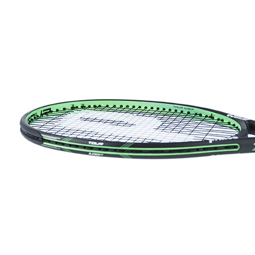 Prince Tennisschläger Tour 100 P (Unbesaitet), schwarz, 2, 7T42M505 Preisvergleich