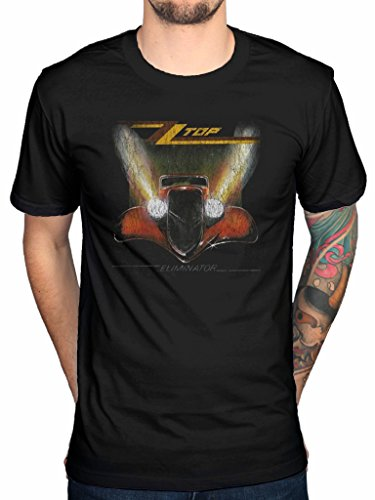 ZZ Top Eliminator Distressed T-Shirt