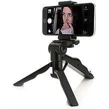 Lobo película bolsillo Shooter Estabilizador de mano y trípode para iPhone y todos los otros Samsung, HTC, Sony Smartphones y cámaras réflex digitales