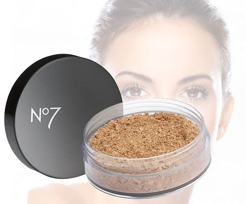 No7 Mineral Perfection Powder Foundation - New Ivory Make Up