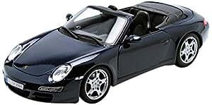 Maisto - 31126Y - Véhicule Miniature - Modèle À L'Échelle - Porsche 911/997 Carrera S Cabriolet - Echelle 1/18