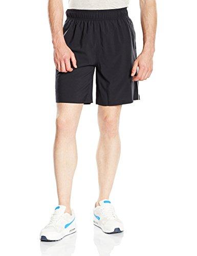 Under Armour- Pantaloni corti Uomo, colore Nero, taglia produttore S